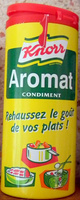 Aromat condiment - Product