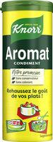 Knorr Assaisonnement En Poudre Aromat Tube 70g - Product - fr