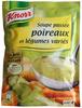 Soupe passée poireaux et légumes variés - Produit