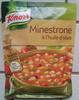 Minestrone à l'huile d'olive - Produit