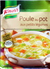 Poule au pot aux petits légumes - Produit