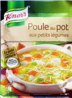 Poule au pot aux petits légumes - Product