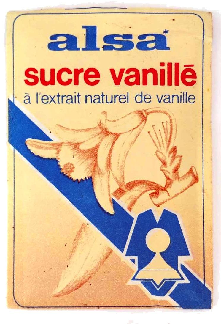 Sucre vanillé à l'extrait naturel de vanille - Product - fr