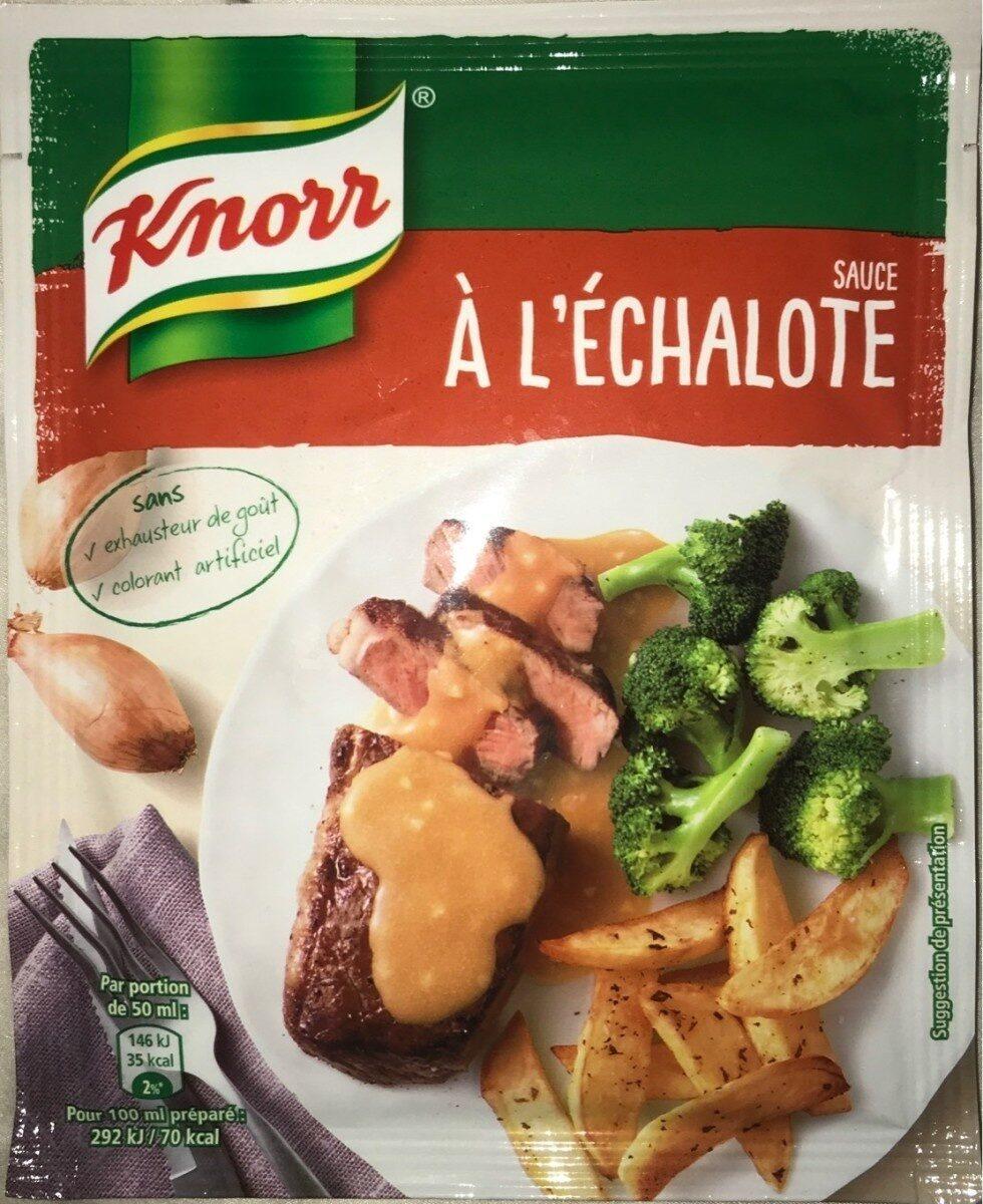 Knorr Sauce Déshydratée Echalote 33g - Product - fr