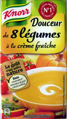 Douceur de 8 légumes à la crème fraîche - Prodotto - fr