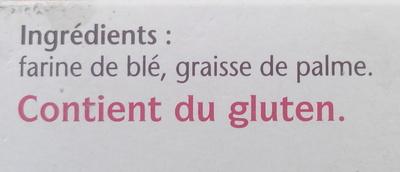 Maizena Roux pour Béchamel - Ingrédients - fr