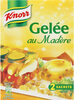 Knorr Gelée Madère 2 Sachets 52g - Product