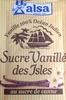 Sucre vanillé des Îles Alsa - Product