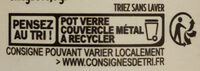 Mayonnaise Classique - Recyclinginstructies en / of verpakkingsinformatie - fr