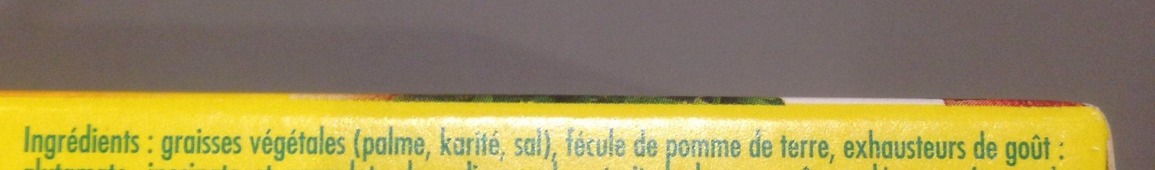 Jus de rôti - Ingredients