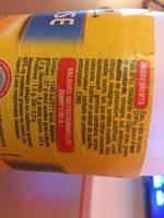 950ML Sauce Mayonnaise Californienne Lesieur - Ingredients - fr