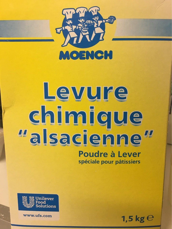 1K5 Levure Chimique Moench - Prodotto - fr