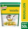 Knorr Bouillon de Volaille Déshydraté 1kg jusqu'à - Produit