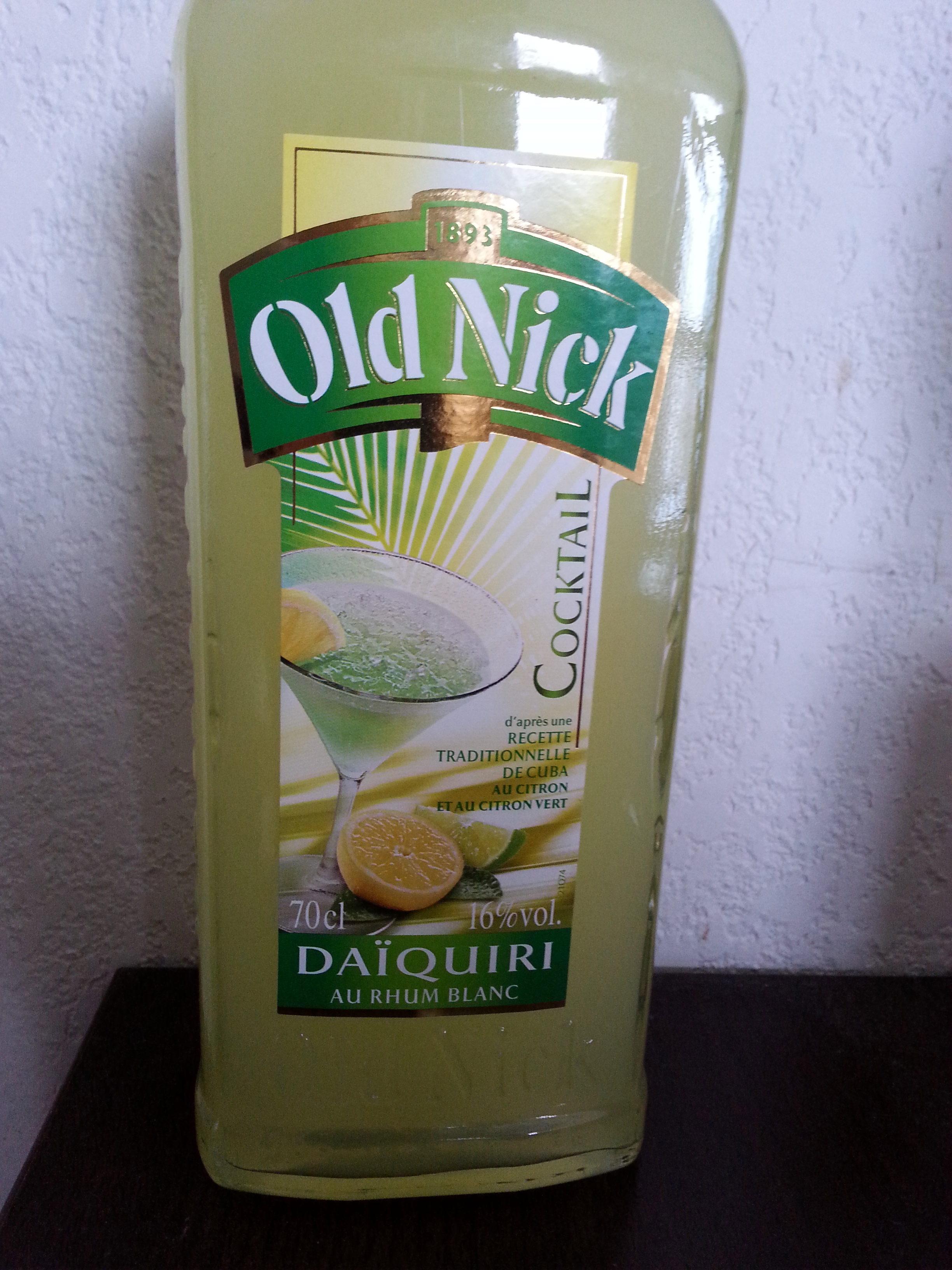 Daïquiri au rhum blanc - Product - fr