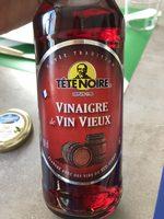 Tete Noire, Vinaigre de vin vieux, la bouteille de - Produit - fr