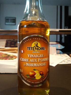 Vinaigre de cidre aux pommes de Normandie - Produit - fr