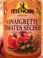 Vinaigrette Tomates Séchées - Produit - fr