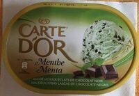 Menthe aux éclats de chocolat noir - Product - fr