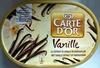 Glace vanille - Produit