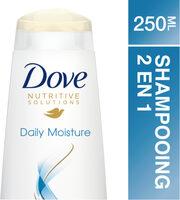 Dove Shampoing Soin Quotidien 2 en 1 - Prodotto - fr