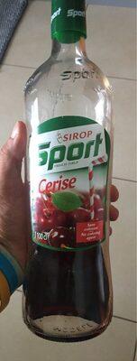 Sirop cerise - Product