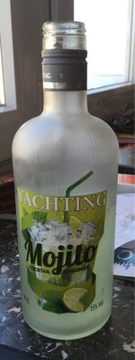 Yachting Mojito Cocktail original - Produit