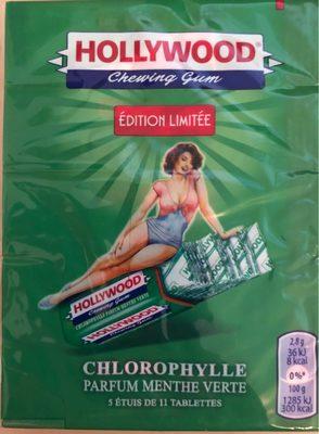 Classic Chlorophylle parfum menthe verte - Product