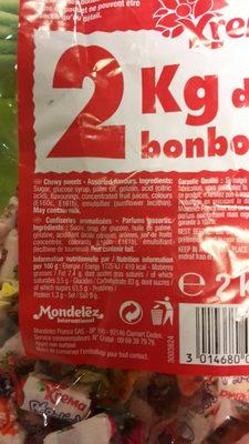 2KG Regal'ad Vrac - Product - fr