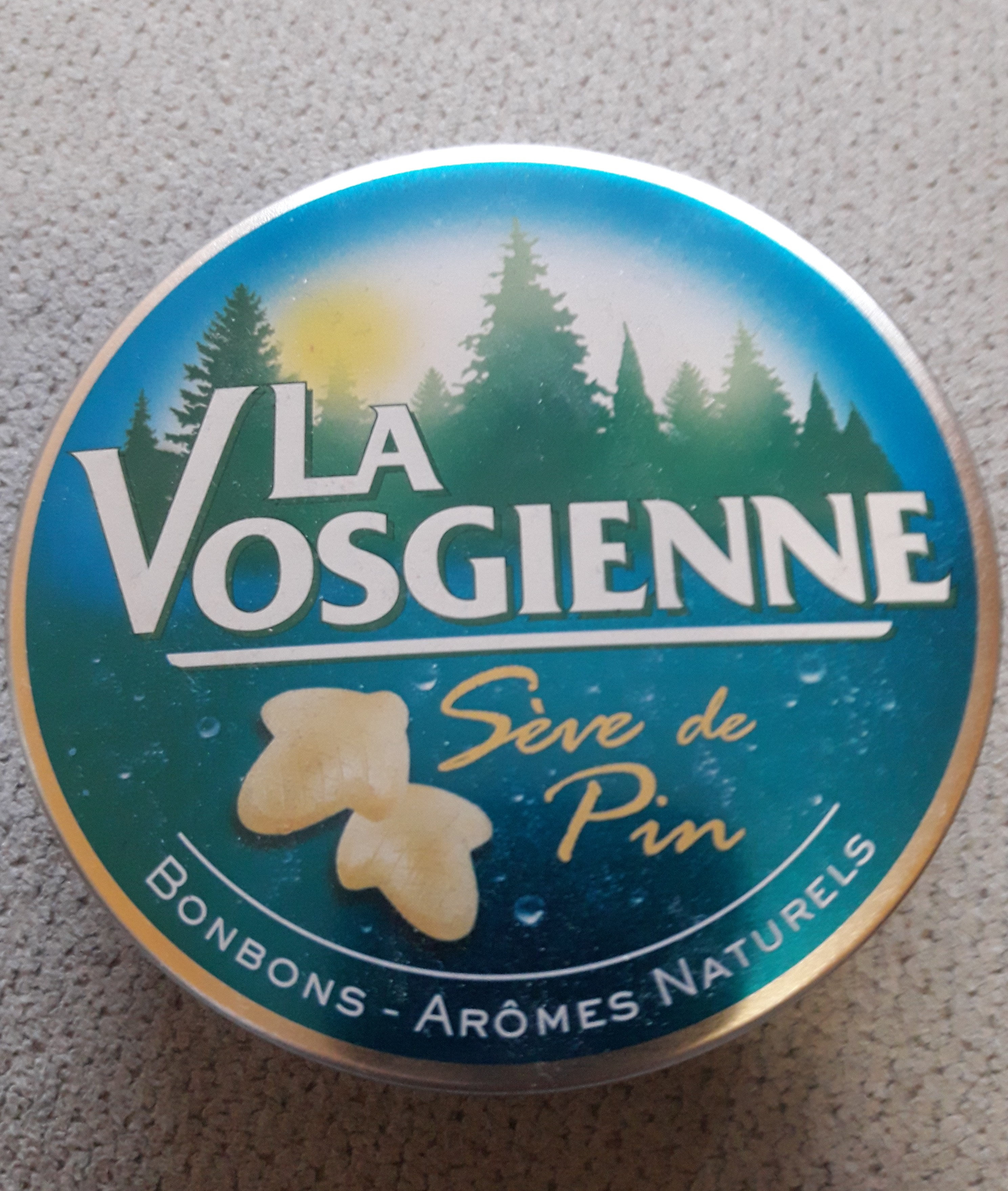 Bonbons à la menthe - Produto - fr
