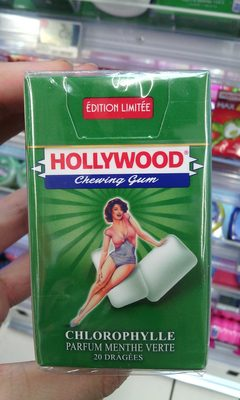 Hollywood classic menthe verte - Product