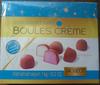 Boules crème - Product