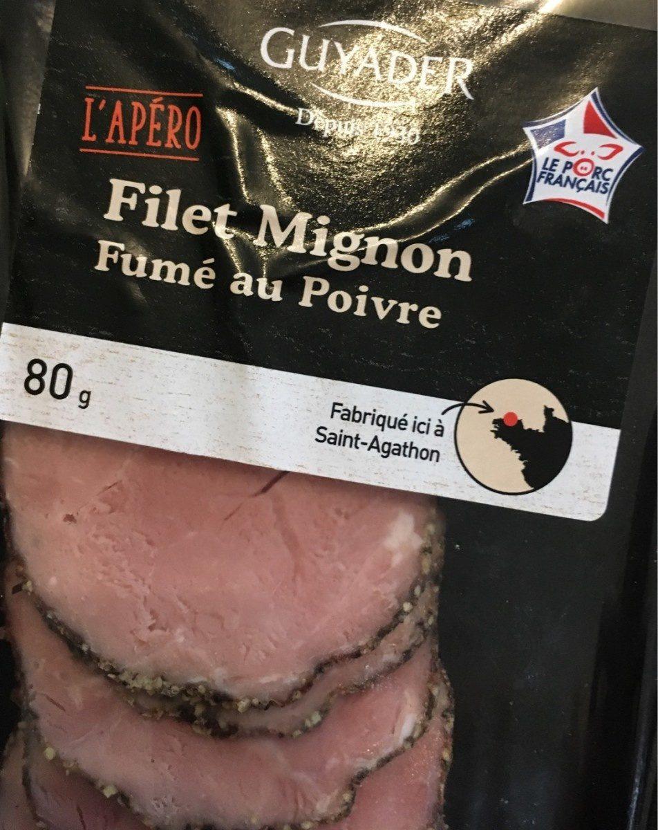 Filet mignon au poivre - Product - fr