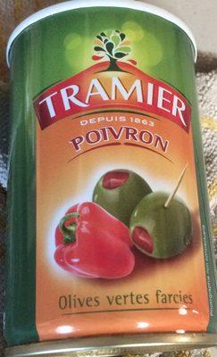 Olives Farcies aux Poivrons - Product - fr