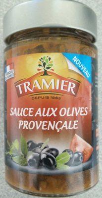 Sauce aux Olives Provençale - Produit