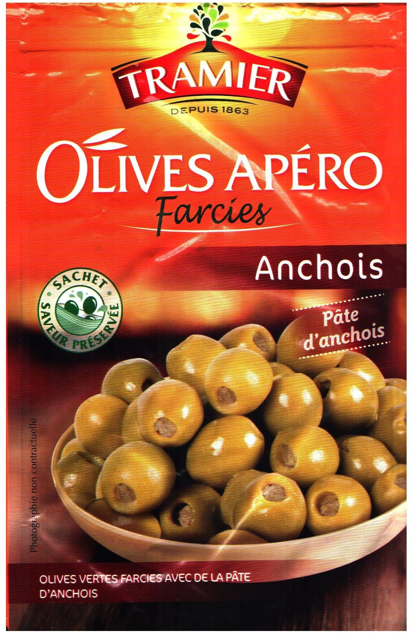 Olives apero - Product - fr
