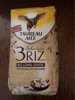 Selection trois riz - Product