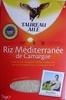 Riz Méditerranée de Camargue IGP - Produit