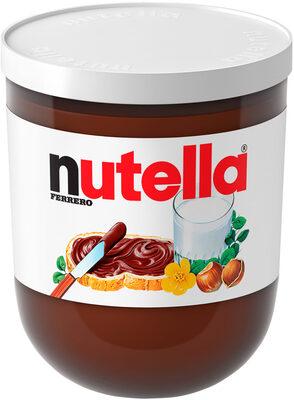 Nutella t.220 pot de - Produit - fr