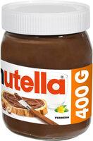 Nutella - Produkt - fr