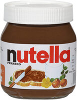 Nutella pate a tartiner noisettes-cacao t.400 pot de 400 gr - Prodotto - fr