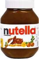 Nutella pate a tartiner noisettes-cacao t.1000 pot de 1 kg - Prodotto - fr