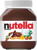 Nutella pate a tartiner noisettes-cacao t825 pot de 825 gr - Продукт - fr