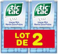 Tic Tac Intense Mint - Product