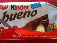Kinder Bueno - Product