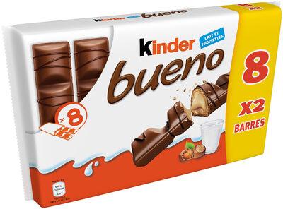 Kinder Bueno - Product - fr