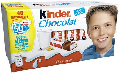Kinder - Prodotto - fr