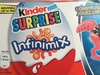 Kinder surprise  -60g - Prodotto