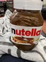 Nutella - Ingrediënten - en