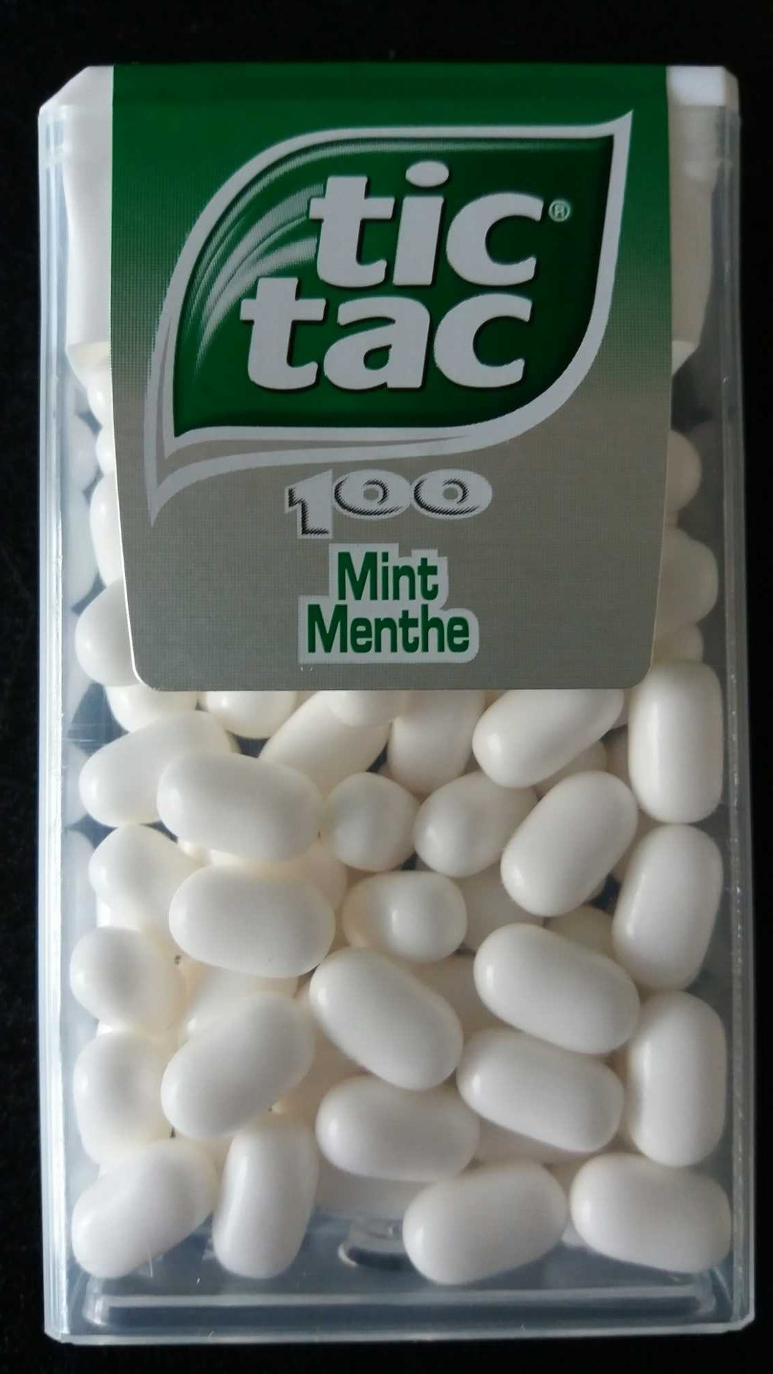 Tic Tac Mint - Product