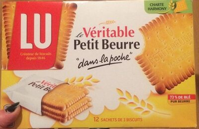 Veritable petit beurre - Product - fr